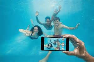 backup le tauchen don t use waterproof xperia phones underwater sony says