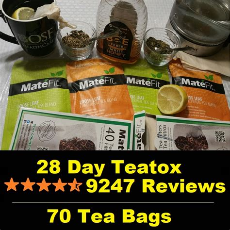 Perk Detox Tea by Teatox Co Celebrates Five Successful Years With Perk For
