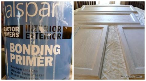 bonding primer for painting cabinets use bonding primer to prep cabinets for painting the