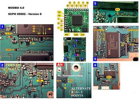 Harga Pasang Ic Matrix playstation diagram ic modbo 4 0 760