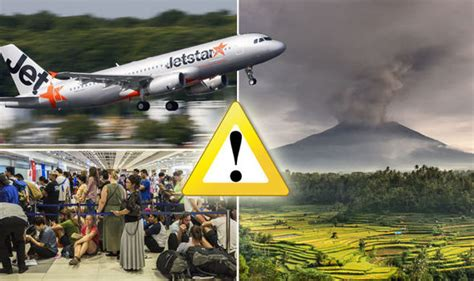 airasia volcano update bali airport flight status live latest airport update