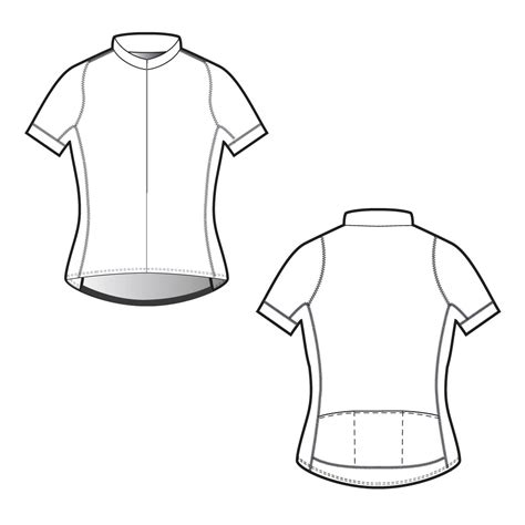 bike jersey design template design bike jersey template bicycling and the best bike