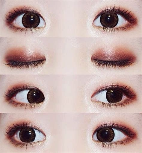 Eyeshadow For Monolid 17 best ideas about ulzzang makeup on asian