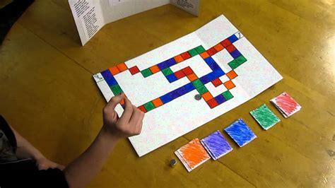 homemade board game youtube