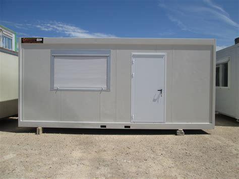 bureau modulaire occasion bungalow d occasion de 15m2 reconditonn 233 sans travaux