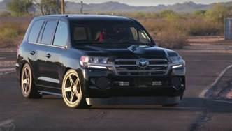 Fastest Toyota News Toyota Land Cruiser The World S Fastest Suv