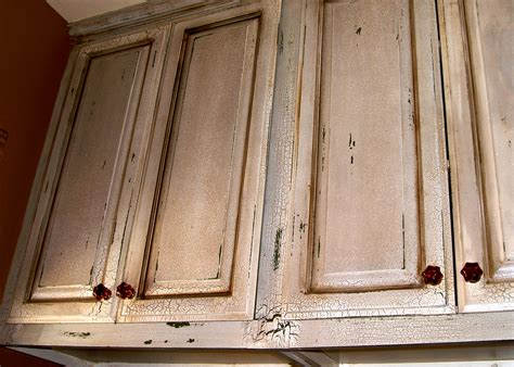 How To Paint Kitchen Cabinet Doors by Distressed Kitchen Cabinet Doors Cabinet Doors Kitchen