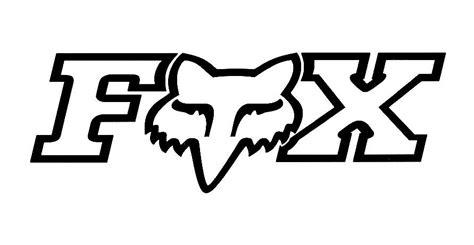 fox motocross logo mx is the max