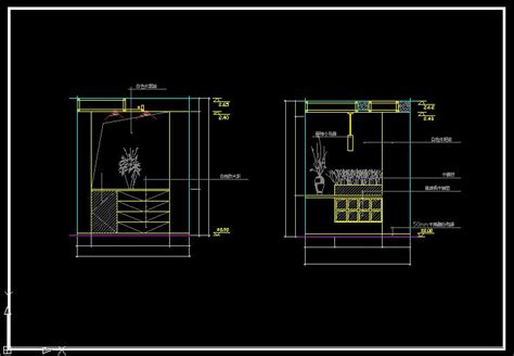 autocad templates for interior design entrance design template 3 cad drawings download cad