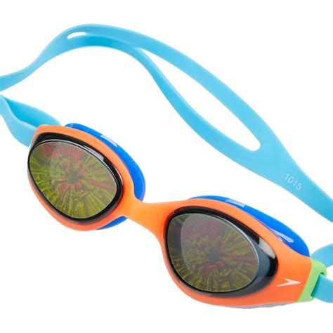 speedo holowonder junior swimming goggles smoke siren