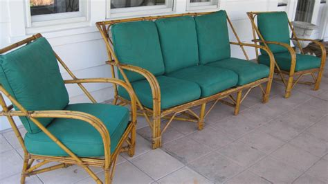 Antique Rattan Furniture by Vintage Rattan Furniture Www Pixshark Images