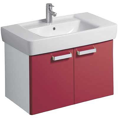 red bathroom vanity units galerie plan 850 vanity unit red bathroom furniture