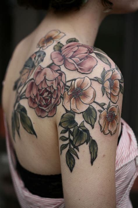 wild rose tattoos best 20 ideas on