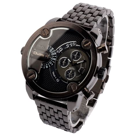 Jam Tangan Oulm Stainless Band Fashion 3221b 1 oulm quartz stainless steel band fashion 3130 black jakartanotebook