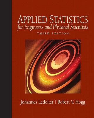 applied hydrogeology for scientists and engineers books applied statistics for engineers and physical scientists
