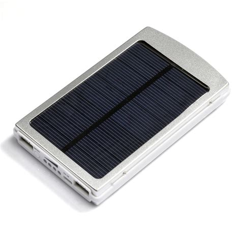 Power Bank Solar Guard wholesale solar power bank solar charger from china