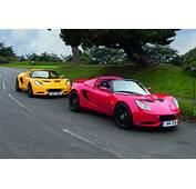 2016 Lotus Elise Sport And 220 Revealed  Autocar