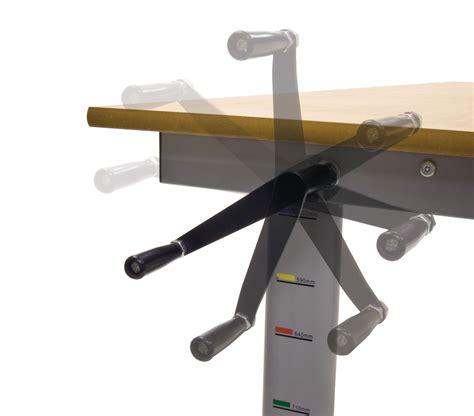 adjustable height desk crank 187 advanced height adjustable tablesadvanced furniture
