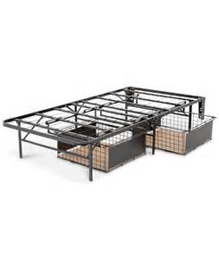Metal Bed Base Leggett And Platt Xl Atlas Metal Bed Base With