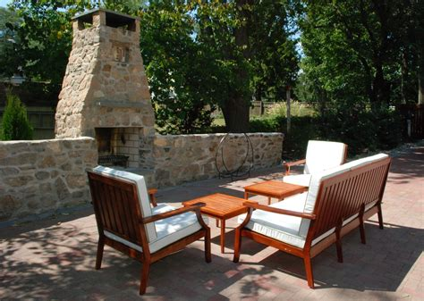 Handcrafted Outdoor Furniture - custom made wooden garden furniture garden ftempo