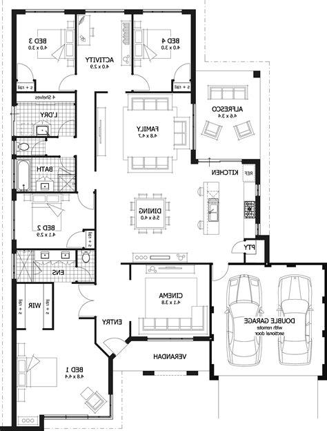 4 bedroom house plans page 93 home design 93 inspiring 4 bedroom floor planss