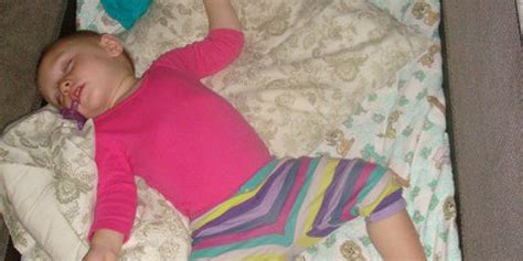 toddler fell bed the day my daughter fell huffpost