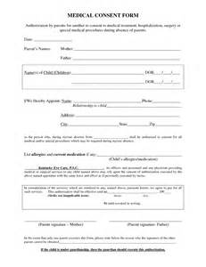 Procedure Consent Form Template by Consent Form For Surgery Driverlayer Search Engine