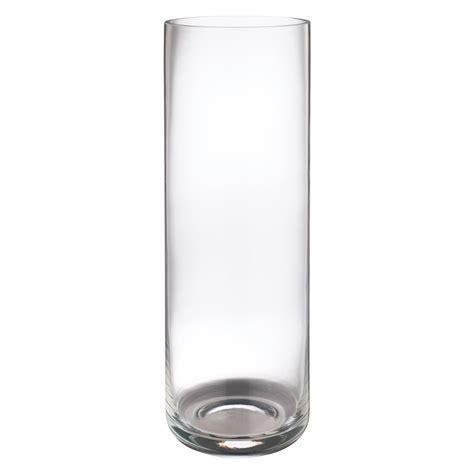 Clear Cylinder Vases by Colonnade Clear Cylinder Vase Buy Now At Habitat Uk