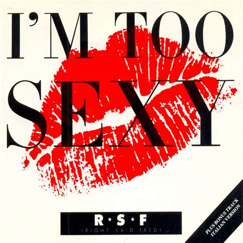rump shaker mp3 i m too sexy by right said fred on mp3 wav flac aiff