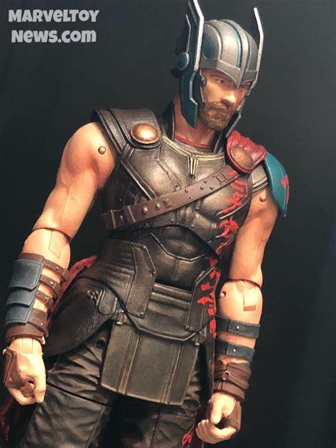 Marvel Select Thor nycc 2017 marvel select figure photos thor ragnarok more marvel news