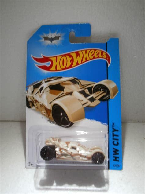 Hotwheels The Batman Batmobile 2014 2014 wheels autos post