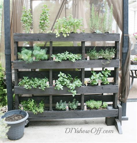 diy vertical herb garden diy vertical gardening 8 projects for small space gardening