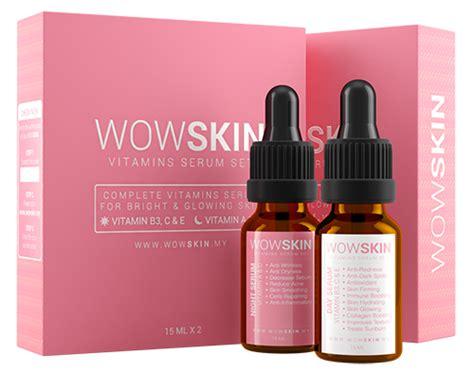 Malam Spl Skincare Kemasan Lama 1 founder wowskin nak bagi duit percuma kepada anda dengan hanya 2 langkah mudah eyzamiel
