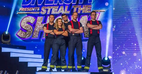 S Day Show Cambridge Firefighters To On An Itv New Year