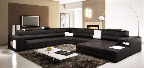 modern la furniture contemporary sectional sofa sets styles and