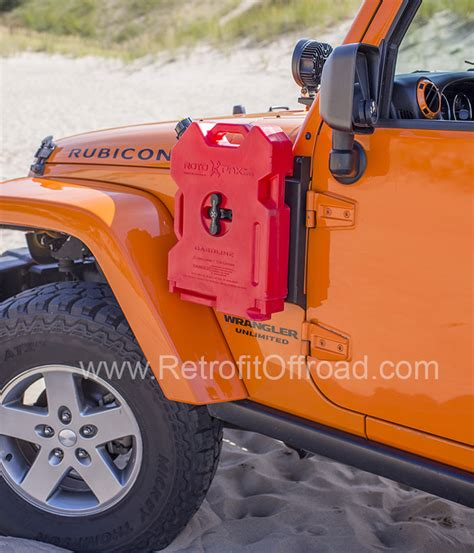 gas jeep jeep wrangler fuel can mounts jeep free engine image for