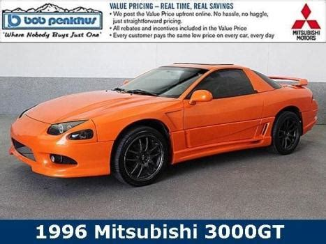 1996 mitsubishi 3000gt cars for sale