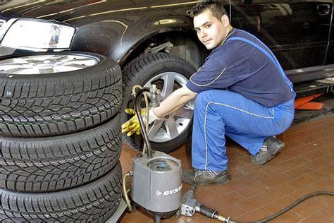 Winterreifen Wann Sie Ihre Reifen Zum Winter Sp 228 Testens