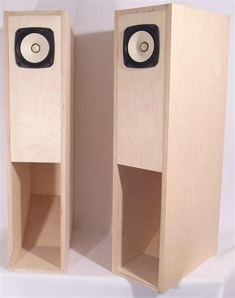 4 Schlafzimmer Home Floor Pläne by Fostex Bk 12m Folded Horn Kit Pair