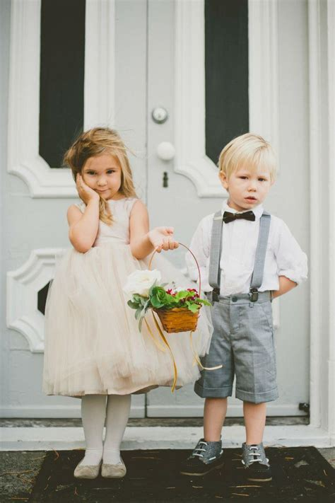 ring bearer flower flower and ring bearer 2040579 weddbook