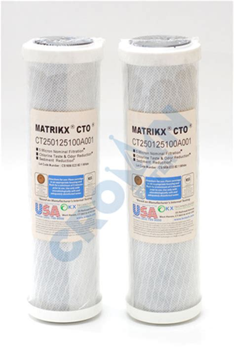 Cto Filter Air 10 Merek Usa jual cto 10 quot matrix cartridge filter air water filter modjo13