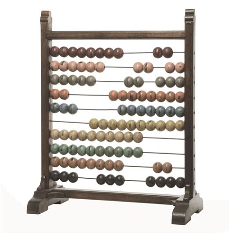 vintage reproduction home decor vintage reproduction abacus desk top decor kathy kuo home