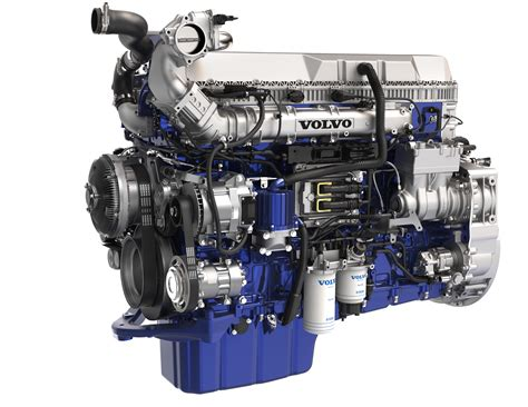 new engine volvo reveals new engine lineup for 2017 truck news