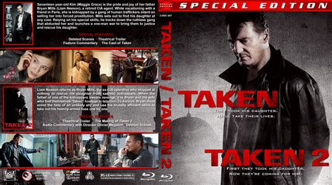 Two Cover by Taken Taken 2 Feature Cover 2008 2012