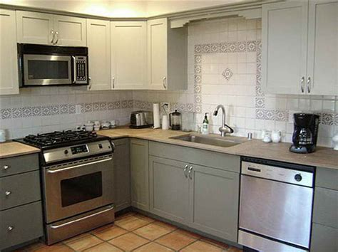 grey painted kitchen cabinets grey paint color for kitchen cabinets interior