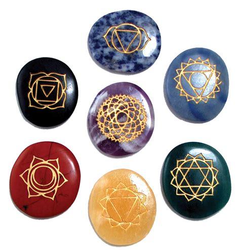 chakra gemstone chakra stones meaning images