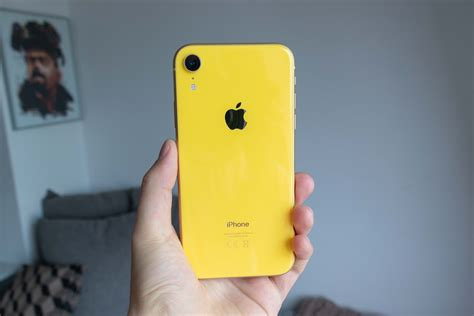 test iphone xr  vous faire regretter lachat de liphone xs