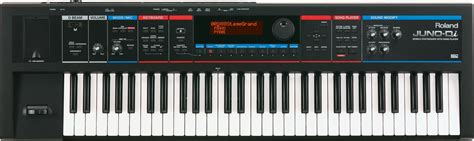 Keyboard Roland Juno Di roland juno di mobile synthesizer with song player