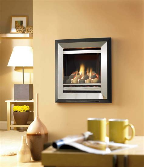 flavel in wall gas york fireplaces fires