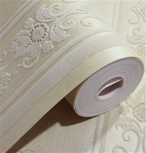 velvet wallpaper for walls cream velvet fashion damask vertical stripes flocked